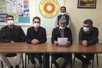 Öğretmenlerin gözaltına alınmasına tepki