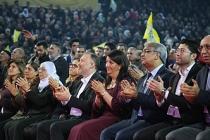 HDP'den yeni mücadele kampanyası: Tecrit, AİHM, Kobanê ve kayyımlar ana konu