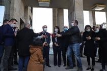 HDP'den Meclis Başkanı'na ziyaret: Demokratik siyasete katkıda bulunmasını istedik