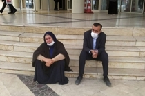 'Adalet' isteyen Şenyaşar Ailesi yine Urfa Adliyesi önünde