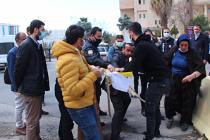 'Adalet' nöbetine Polis müdahalesi: Şenyaşar Ailesi gözaltına alındı