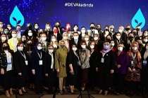 DEVA Partili kadınlar İstanbul Sözleşmesi için Danıştay'a yürüyecek
