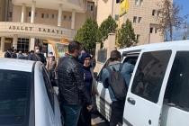Emine ve Ferit Şenyaşar gözaltına alındı