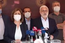 HDP'den İstanbul Sözleşmesi için görüşme talebi