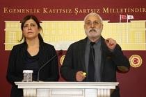 HDP Grup Başkanvekilleri: Tarih sizi hukuksuzluklarla anacak