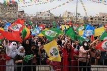 Siirt Newrozu: Diz çökmeyeceğiz