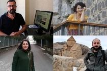 Van'da tutsak 4 gazetecinin duruşması 2 Nisan'da: Gazeteciliklerinin tanığıyız