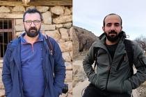Van'da tutuklu Gazeteciler Bilen ve Uğur: Cezaevinde değil sahada olmalıyız