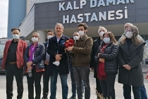 HDP'li Toğrul: Gergerlioğlu Kaçırılarak, korsanvari bir şekilde götürüldü