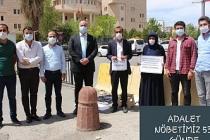 Şenyaşar ailesi: Fiziksel kısıtlamalar adalet mücadelemizi engelleyemez