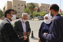 Şenyaşar ailesini ziyaret eden Öcalan: Bu zulmü yapanlar yarın yargılanacak