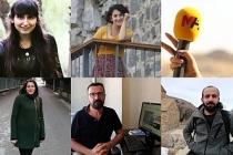 Van'da Helikopter davasında tutuklu gazeteciler tahliye edildi