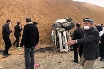 Van'da kamyonet kazası: 4 Ölü