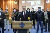 Van Demokrasi Platformu: Gazeteciler derhal serbest bırakılmalı