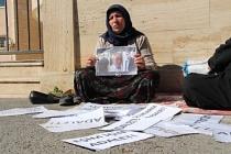 'Adalet' nöbetindeki Şenyaşar Ailesi'nden 1 Mayıs mesajı