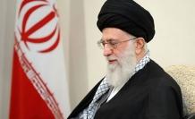 İran'ın dini lideri Hamaney'den  ilk açıklama