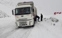 Van'da Kar ve tipi hayatı olumsuz yönde etkiliyor