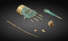 3.500 Yıllık El, Avrupa'nın En Eski Metal Vücut Parçası