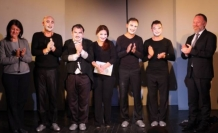 Amed Tiyatro Festivali 'Tenê Ez' (Yalnız Ben) oyunuyla başladı