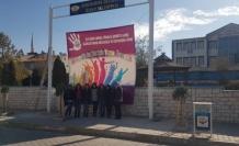 Özalp'ta 25 Kasım etkinliklerinin startı verildi