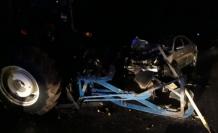 Van'da trafik kazası:4'ü ağır 6 yaralı