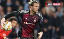 Karius, Beşiktaş ile sözleşmesini tek taraflı feshetti