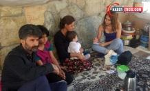 İran'dan Van'a yerleşen Kürt gazeteci çift Leyla Ravand ve Rahim Elyasi darbedildi