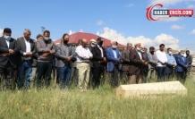 Çaldıran'da Askerin ateşi sonucu yaşamını yitiren Baykara defnedildi