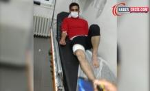 Çaldıran'da asker ateşi sonucu bir kişi yaralandı