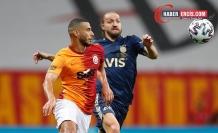 Galatasaray Fenerbahçe derbisinin ilk yarısı golsüz bitti