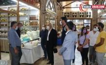 HDP'den Van'da esnaf ziyaretleri