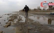 Van Gölü ve İznik Gölü'nde tehlikeli çekilme