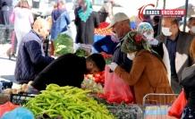 Van'da Esnaftan kriz yorumu: Ekonomi diye bir şey kalmadı