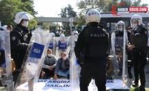 BİMEKS işçileri gözaltına alındı