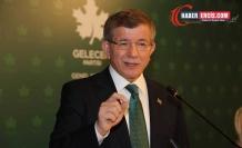Davutoğlu: Yakında Erdoğan da tasfiye edilecek