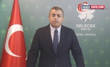 Gelecek Partisi: MHP, siyaseti 'terörize' ve kriminalize ediyor