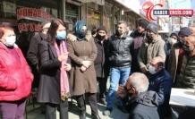 HDP Van'da 'İş ve Aş Buluşmaları' kapsamında yurttaşların sorunlarını dinledi