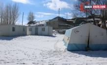Van'da sözler tutulmadı: Depremzedeler eksi 20 derecede çadırda yaşıyor