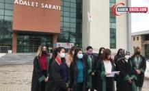 Bitlis Barosu'ndan kadına yönelik şiddete tepki