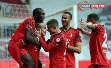 Türkiye Kupasında ilk finalist Beşiktaş oldu