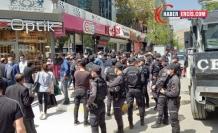 Van'daki 1 Mayıs kutlamasına polis engeli