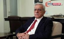 Ahmet Türk: Barzani verdiği sözü unutmamalı!