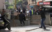 Beyrut'ta protesto gösterisine ateş açıldı: 6 ölü, 30 yaralı
