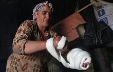 Çeçil peyniri geleneksel yöntemlerle üretiliyor
