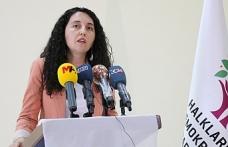 HDP Sözcüsü Ebru Günay: İmralı sistemi bütün ülkeye yayıldı