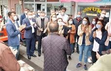 Bilgen'den Kars halkına selam