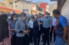 Güven'in Hakkari'deki ziyaretleri sürüyor