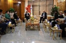 İngiliz heyetinden Özerk Yönetim'e ziyaret
