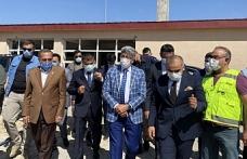 Yüzde 90'nı işsiz olan Erciş'te AKP'den 90 milyonluk cezaevi yatırımı