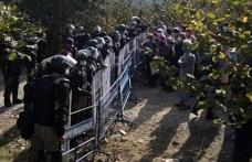 Ordu'da madenprotestosuna müdahale: 6 gözaltı